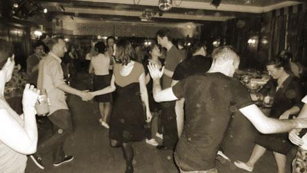 Dancing at C Jam